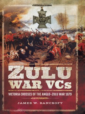 cover image of Zulu War VCs